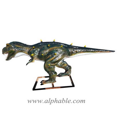 Fiberglass outdoor dinosaur sculpture FBA-108