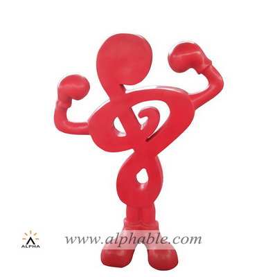 Modern abstract sculpture FBM-044