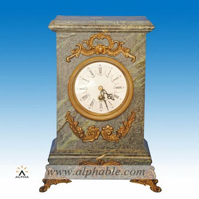 Antique French mantel clocks for sale CC-067