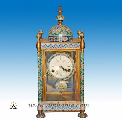 Reproduction old clock art CC-071