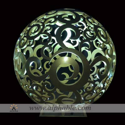 Decorative balls for centerpieces STL-052