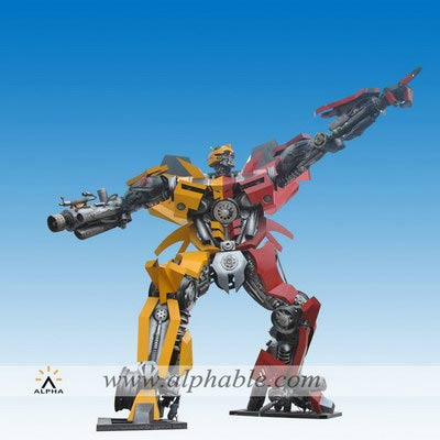 Large metal transformers MTS-001