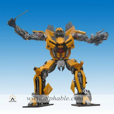 Giant transformers statues MTS-002