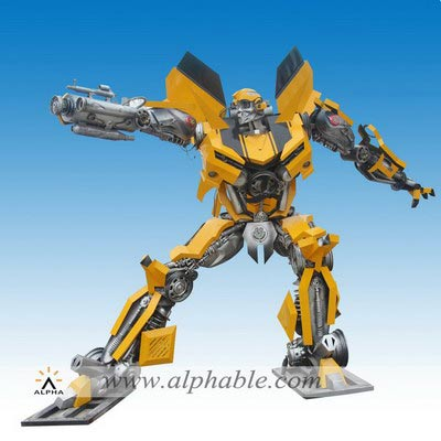 Giant transformers scrap metal MTS-003