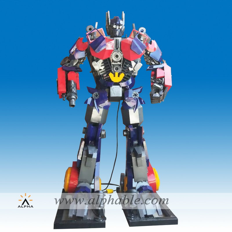 Metal scrapper large transformers for sale MTS-008