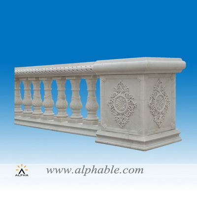 Marble outdoor handrail SP-083