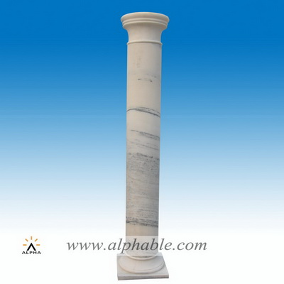 Natural stone pillars SP-085