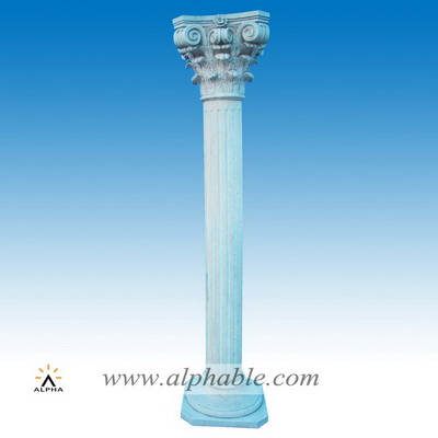 Marble Greek pillar SP-088