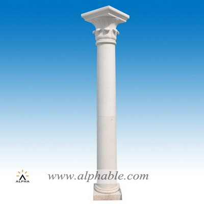 Marble Greek and roman columns SP-089