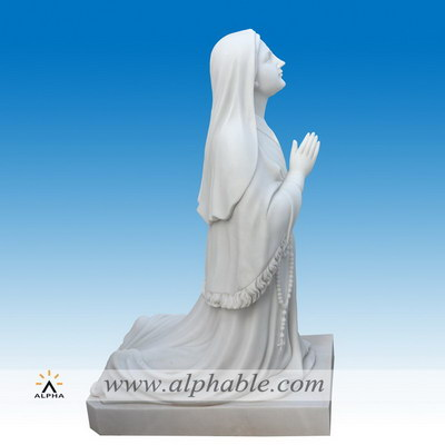 Natural marble Roman Catholic statues SS-414