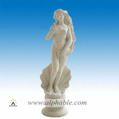 Marble birth of Venus SS-272