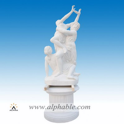 Marble Greek statues for sale SS-324