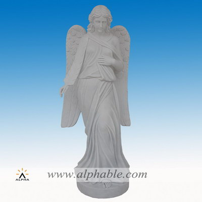 Marble archangel statue SS-383