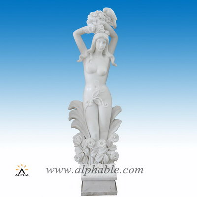 Custom marble statue online SS-313