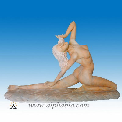 Nude marble statue SS-334