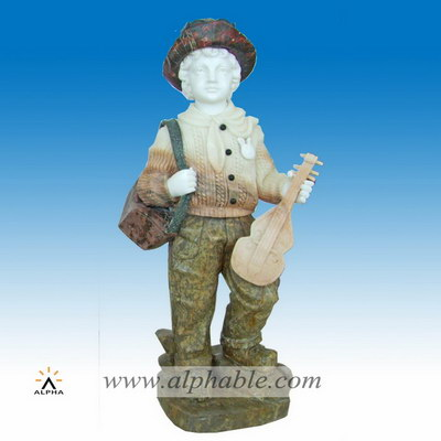 Outdoor marble statues SS-336