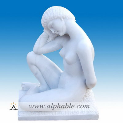Marble sexy statue sculpture SS-341