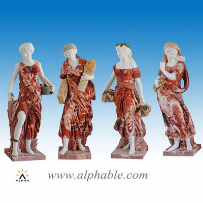 Marble garden art sculpture SS-294