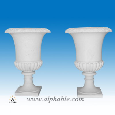 Marble flower pot SFP-068