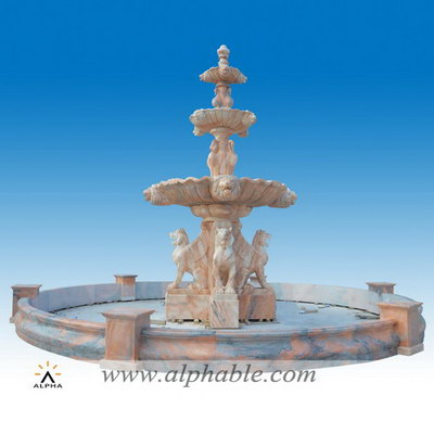 Big water pool water fountain SZF-099