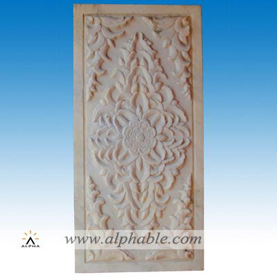 Marble relief decoration SR-017