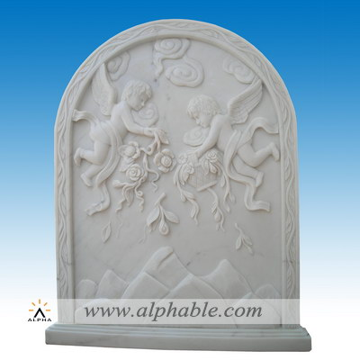 Marble relief artwork SR-024