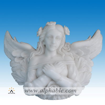 Marble wall sculpture relief SR-029