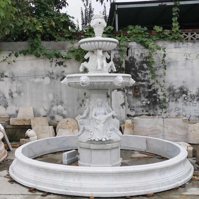 marble pond fountain SZF20011502