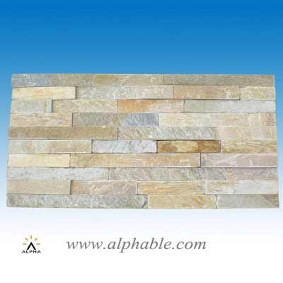 Real stone siding CLT-038