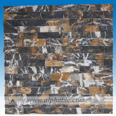 Natural stacked stone CLT-094