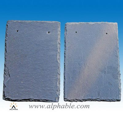 Black slate roof SLT-008